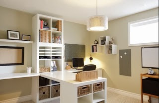 orderly office