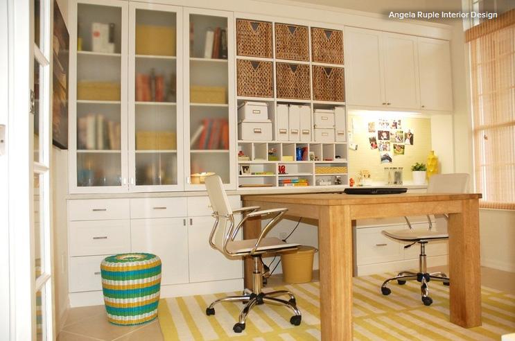 Photo by Angela Ruple Interior Design via Houzz