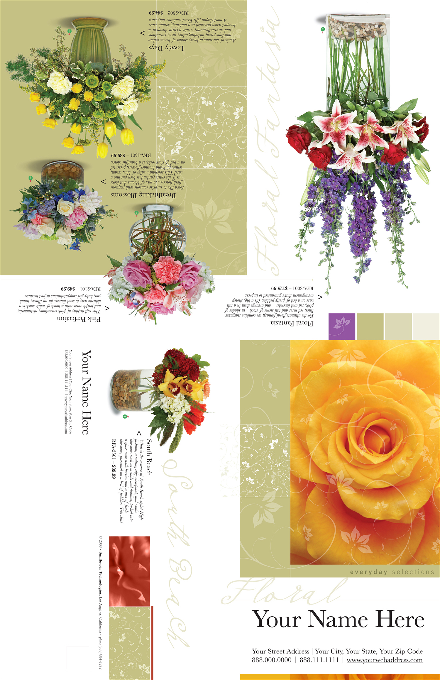 Catalogs — Linda Frost & Associates