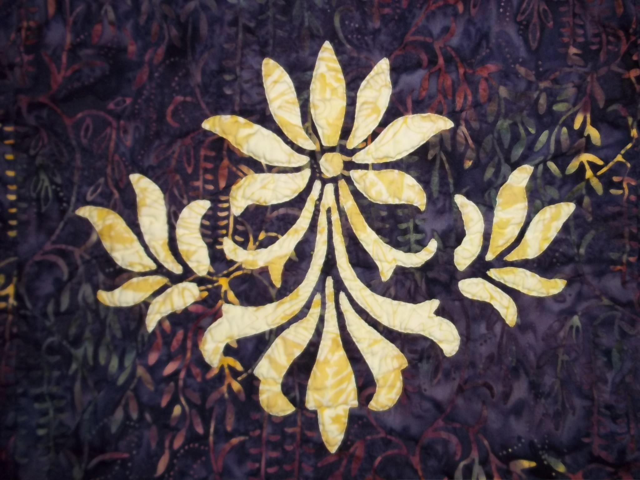 Fleur de Lis    block.
