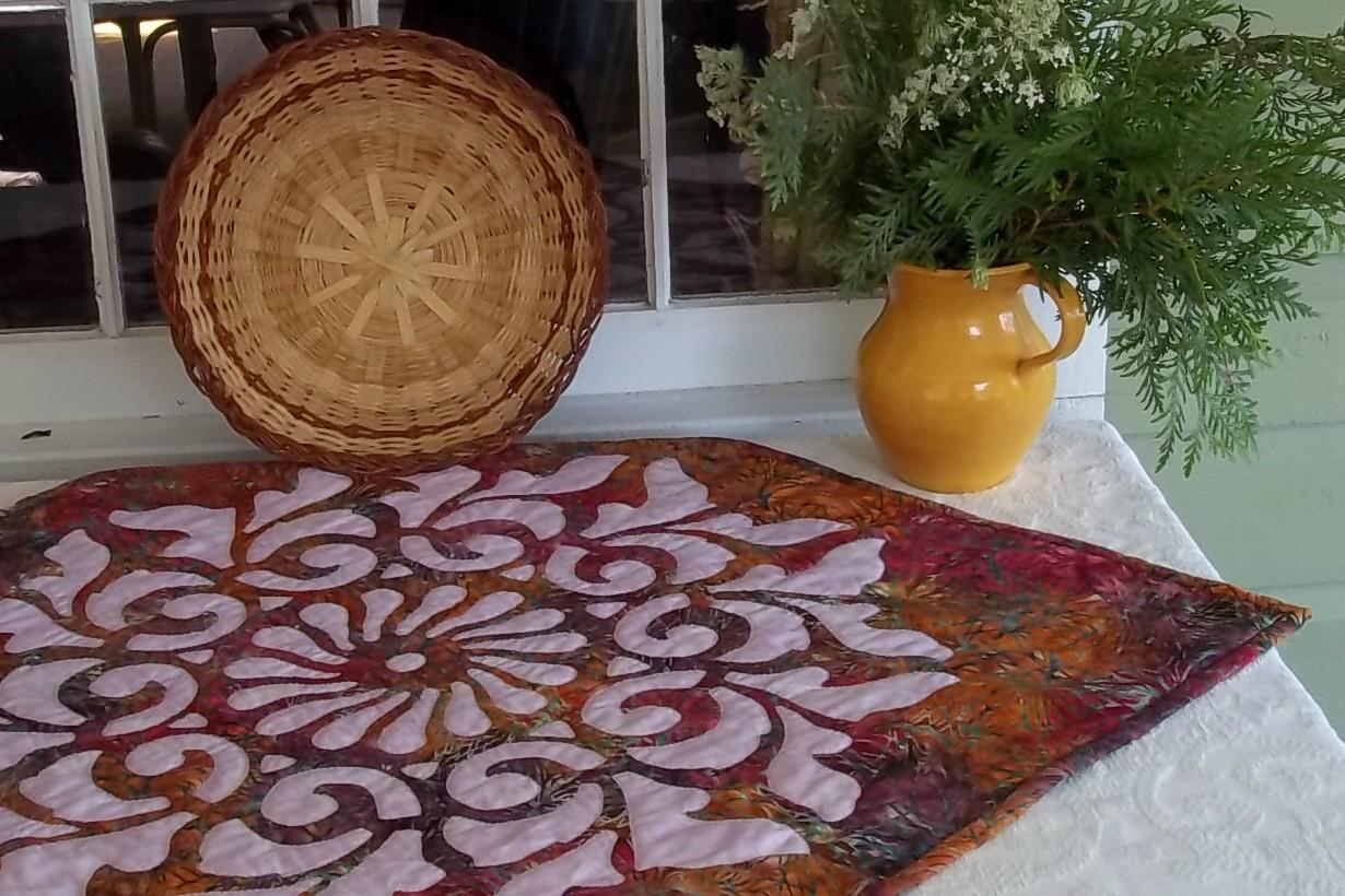 Radiance, hand, basket & flowers, close up.jpg