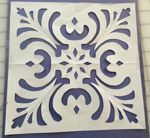 Majesty pattern.