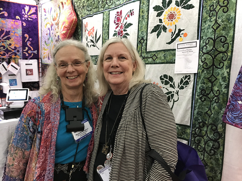 Margaret and Nan 2016.