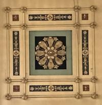 Ceiling of Castle Howard, York.