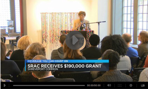 SRAC gets $190,000 to bring artists in residence to Shreveport Common   by KSLA Staff
