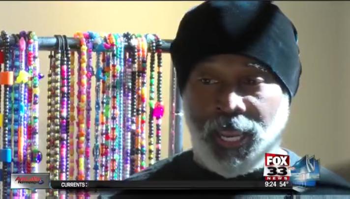 World Renowned Artist Looks to Blanket Shreveport   by Joel Rodgers