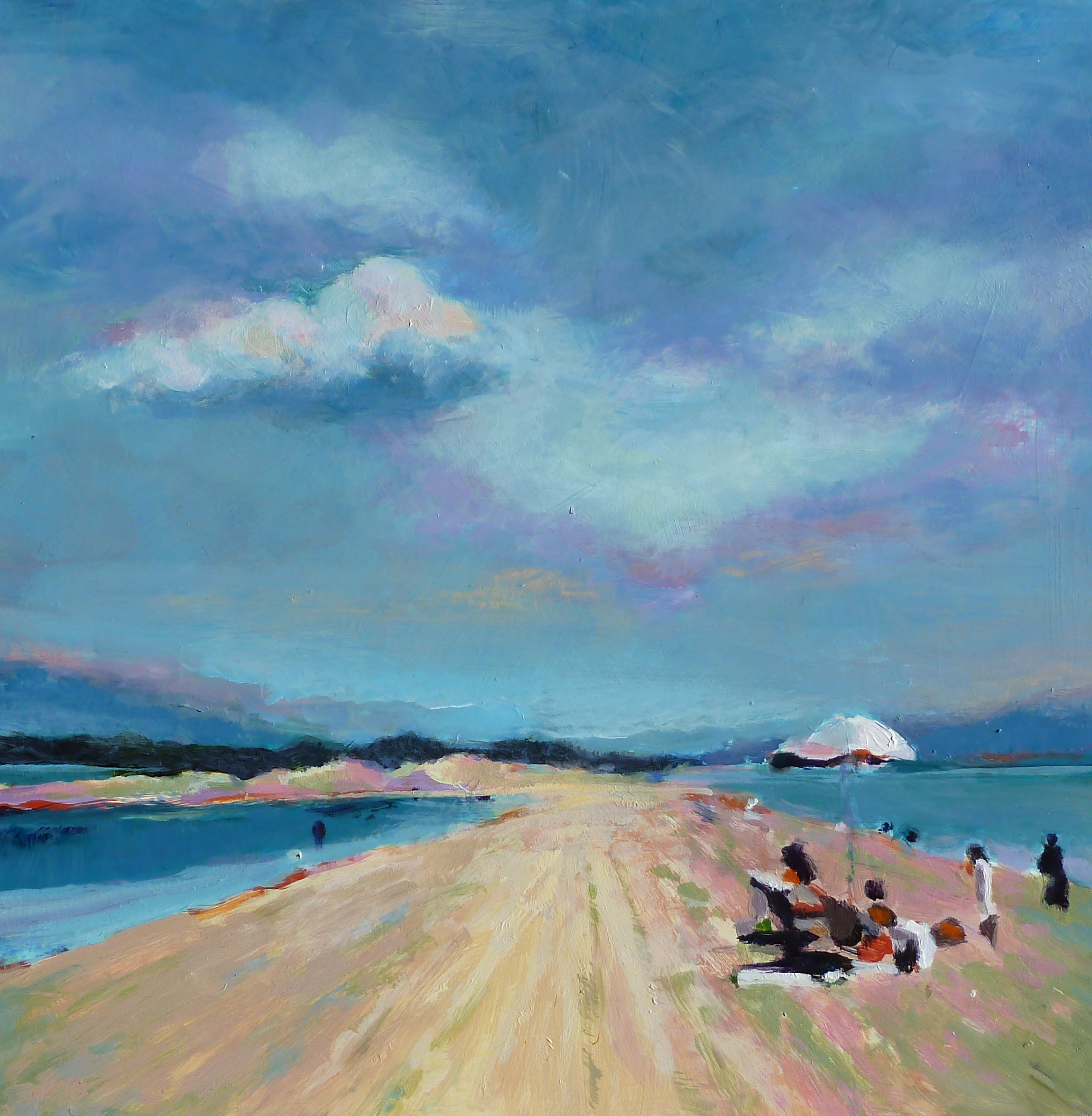 Beach in Bridgehampton