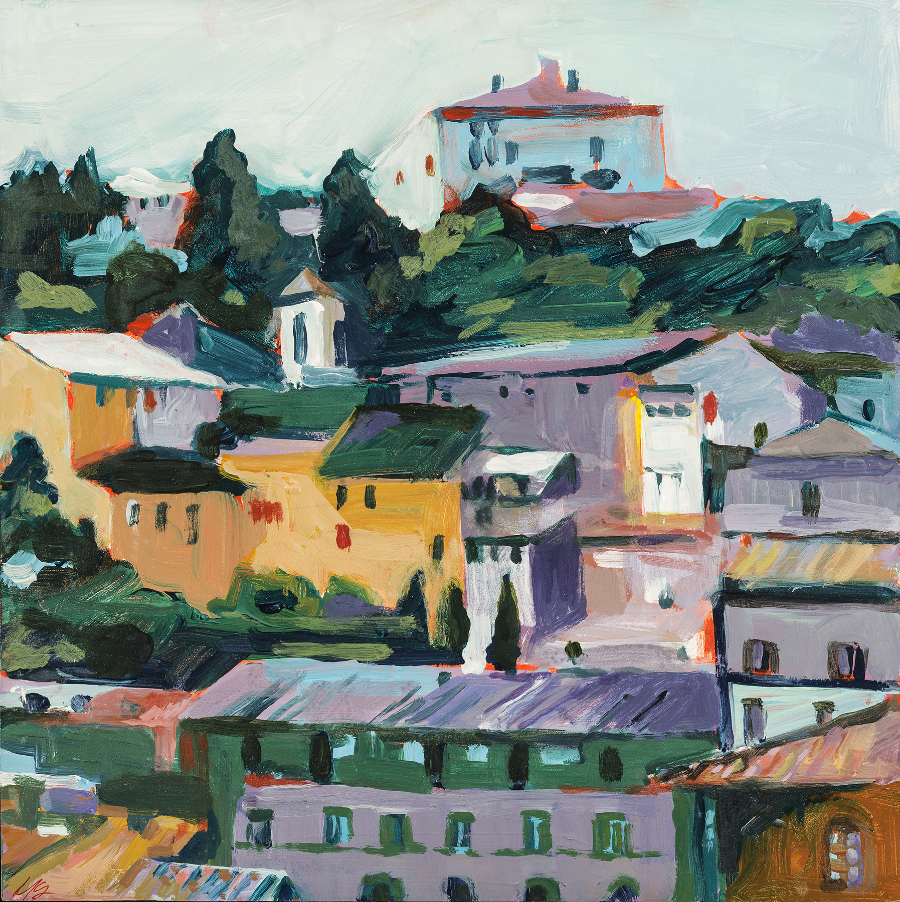 Florence Hillside