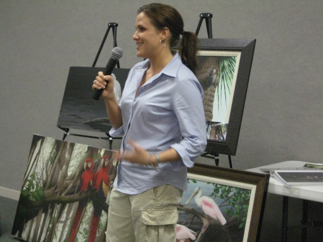 Nancy Tome wildlife artists birds bird paintings