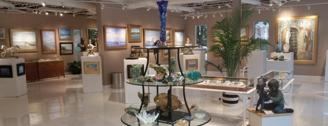 Richard Stravitz art Gallery in Virginia Beach