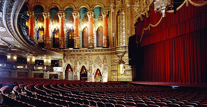 Fox Theater Detroit