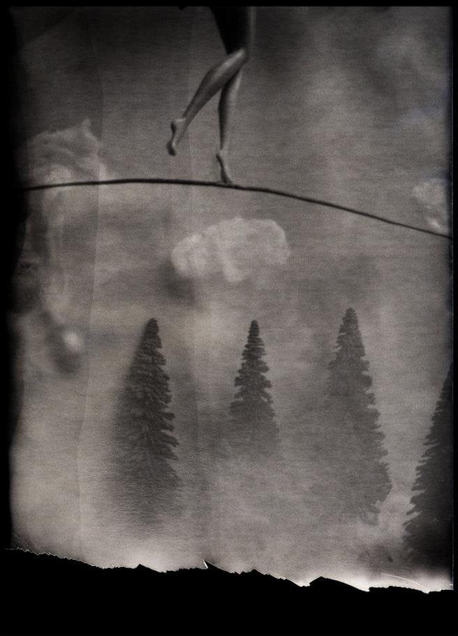 Sleepwalk, 2013 by Sharon Haskell