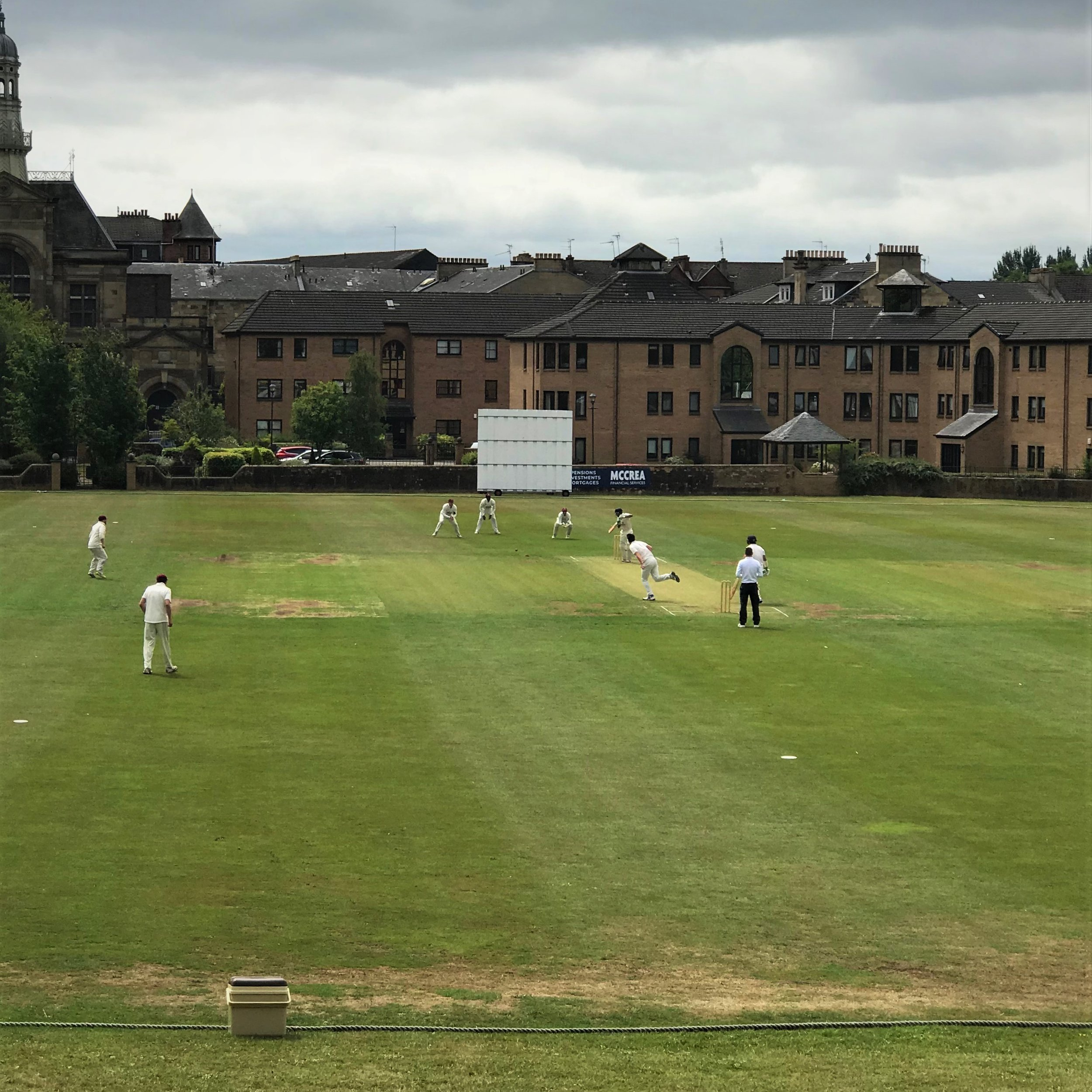 West of Scotland Cricket Club, Glasgow