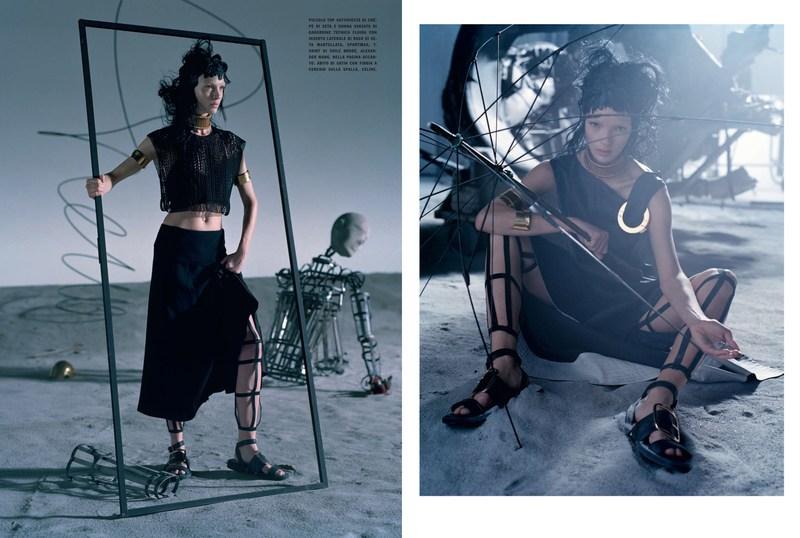 'Like a Warrior' Mariacarla Boscono-Tim Walker-Vogue Italia-3.jpg