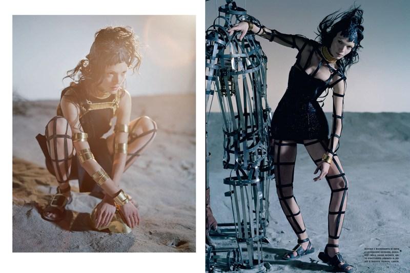 'Like a Warrior' Mariacarla Boscono-Tim Walker-Vogue Italia-5.jpg