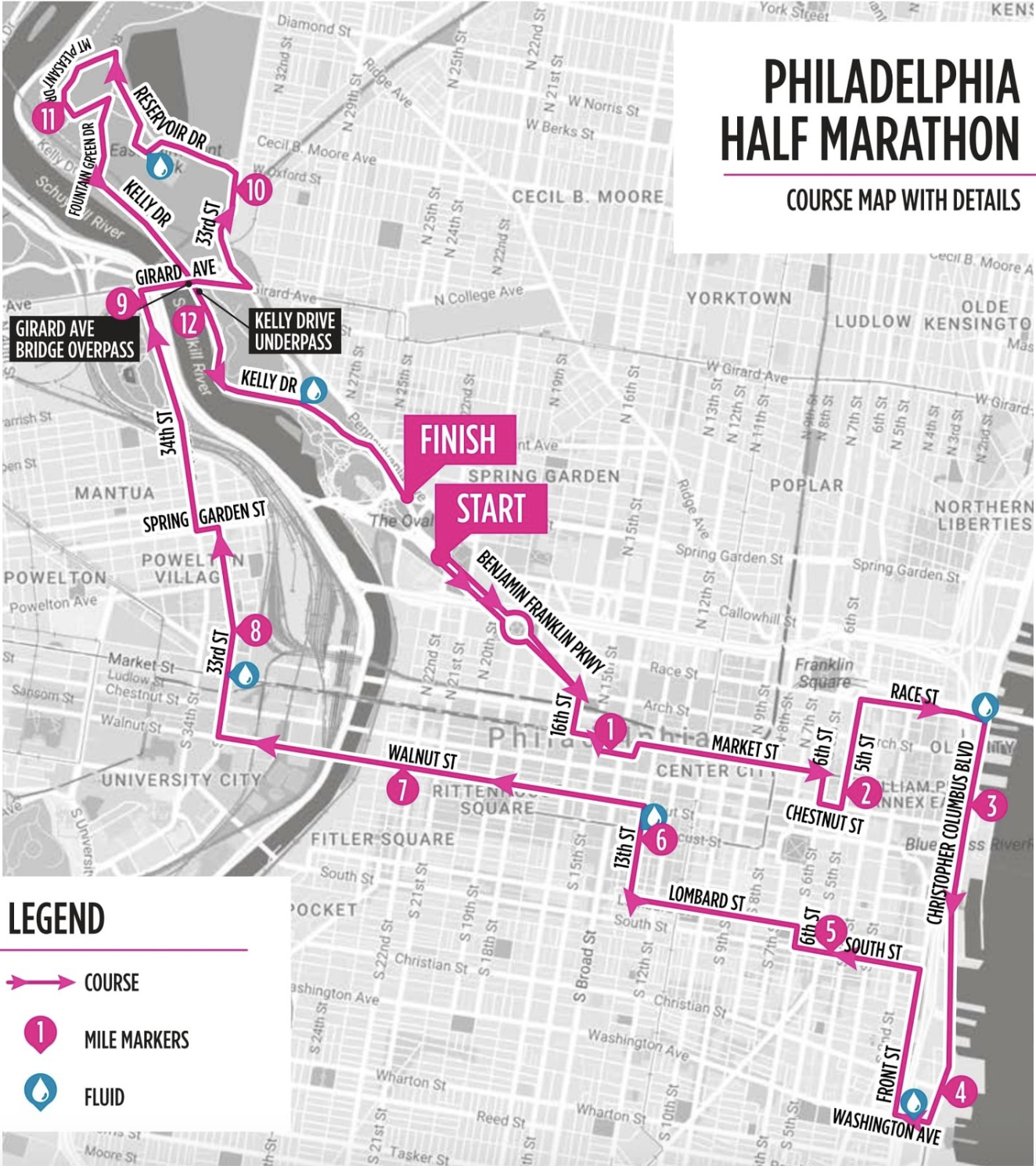 Philly Marathon Map 2018.png