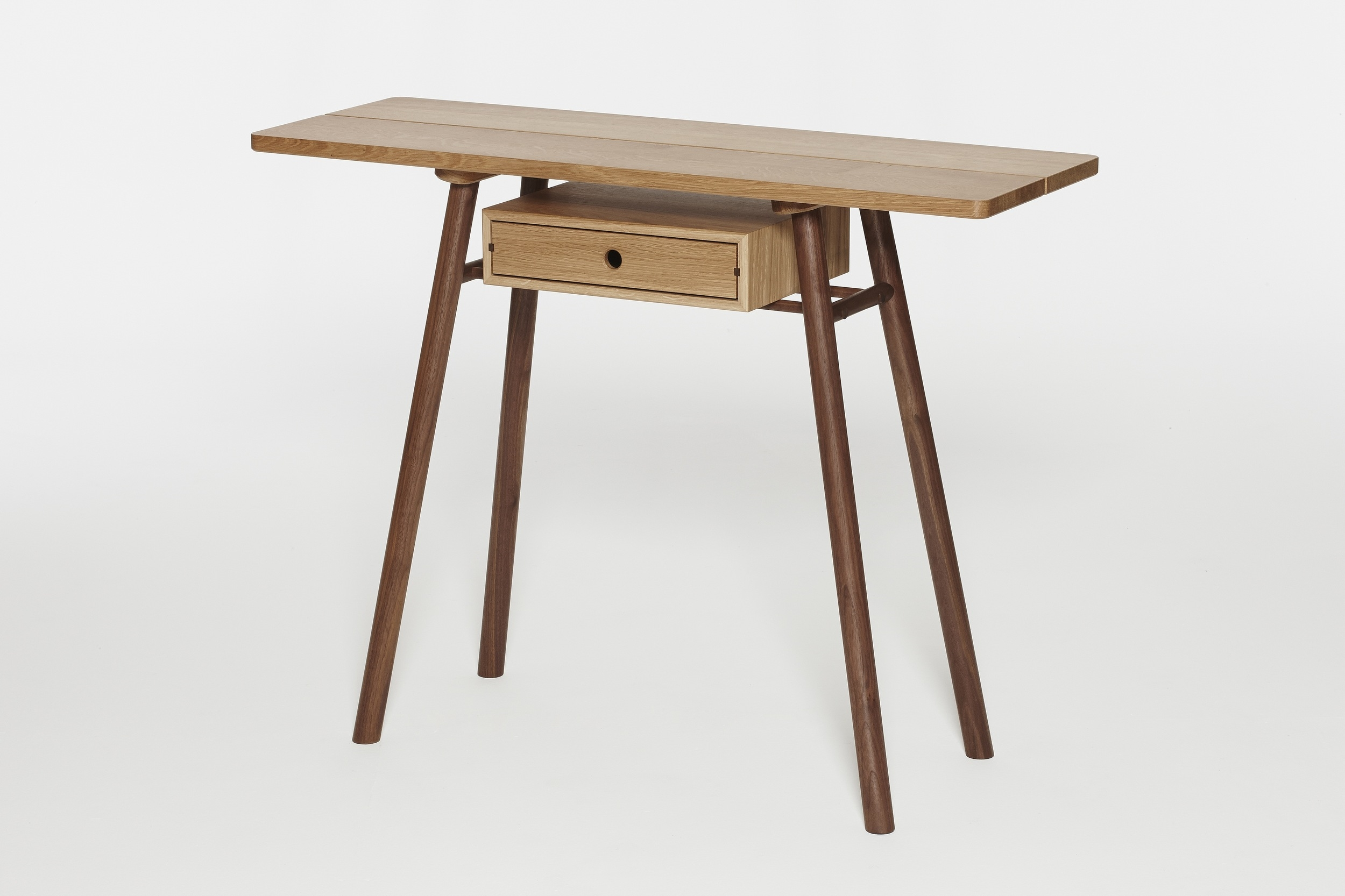 Fosse Console with Storage