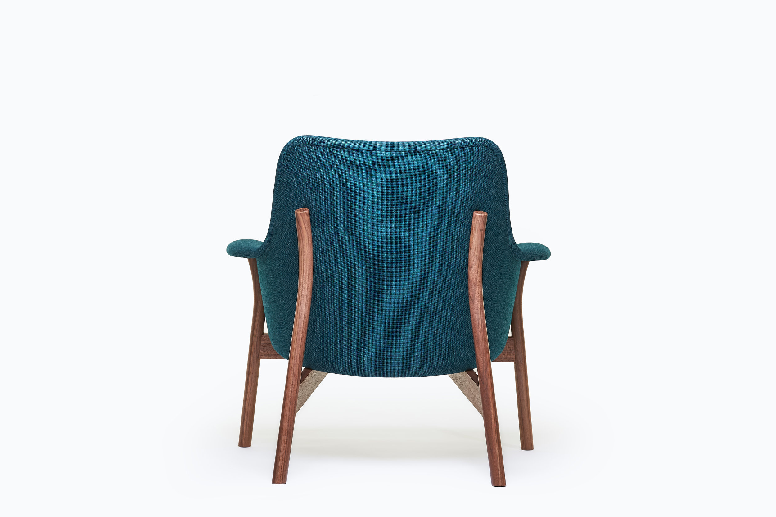 Award winning Oxbow lounge chair