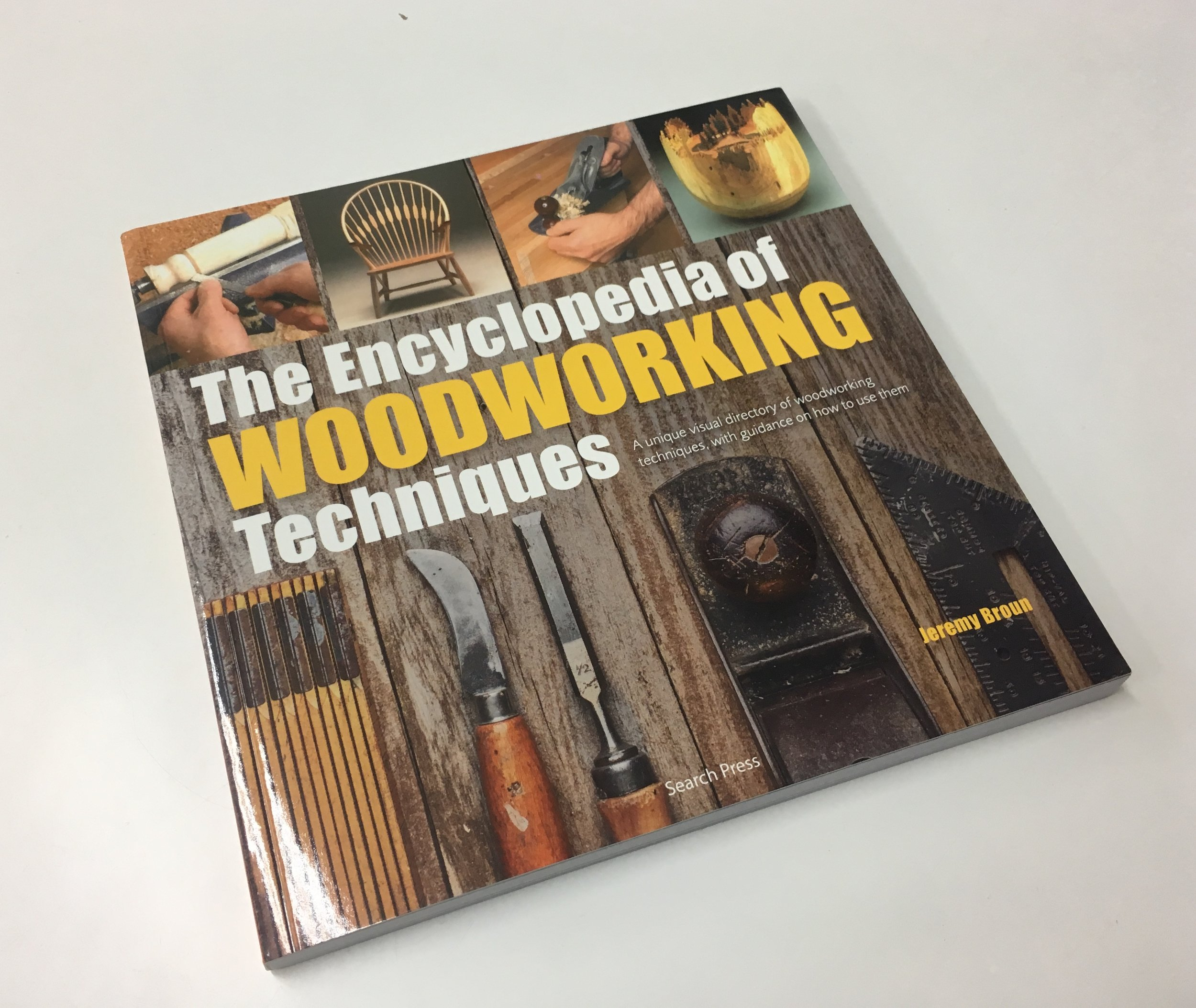 Furniture designer maker Namon Gaston featured in Furniture making book