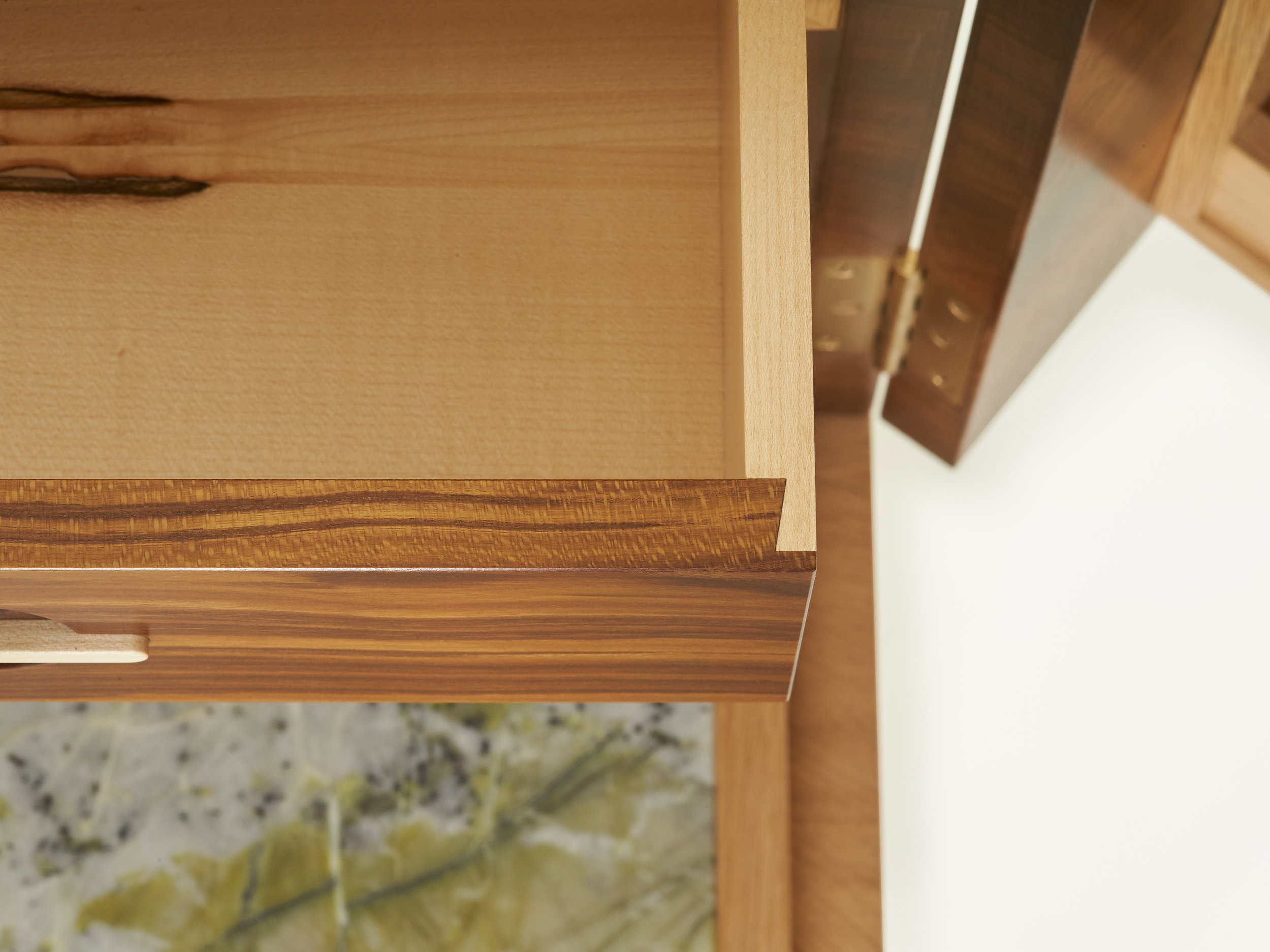 Whisky cabinet detail