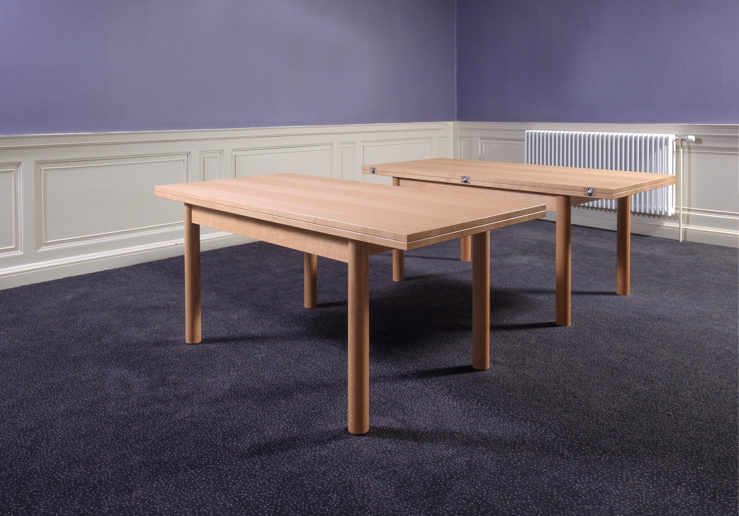 Edinburgh Law School Boardroom Table and Chairs