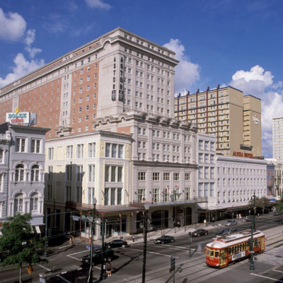 Astor Crowne Plaza Hotel 739 Canal Street New Orleans, LA 70130 504.962.0500