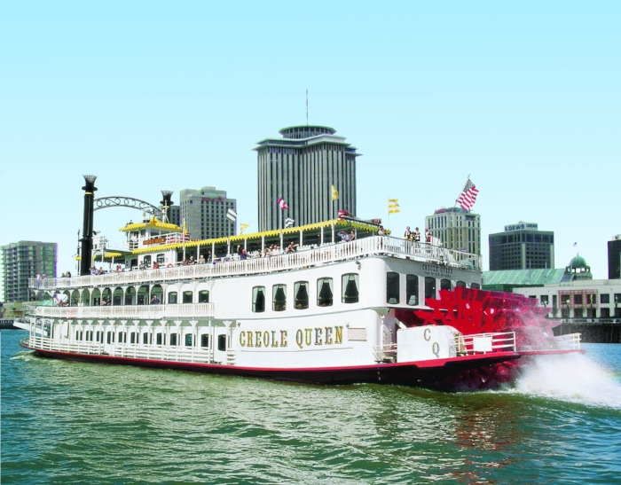 Tango on the RiverMatinee Milonga & Buffeton the creole Queen Paddlewheeler - Saturday, June 15, 2019