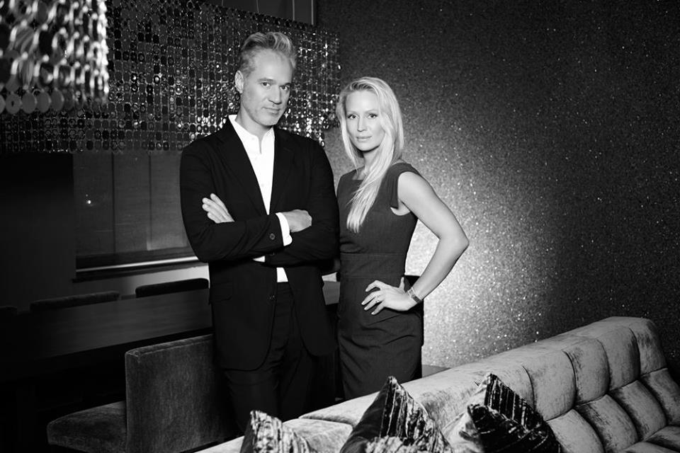 Michael Schoeller and Joanna Darling of Schoeller + Darling Design
