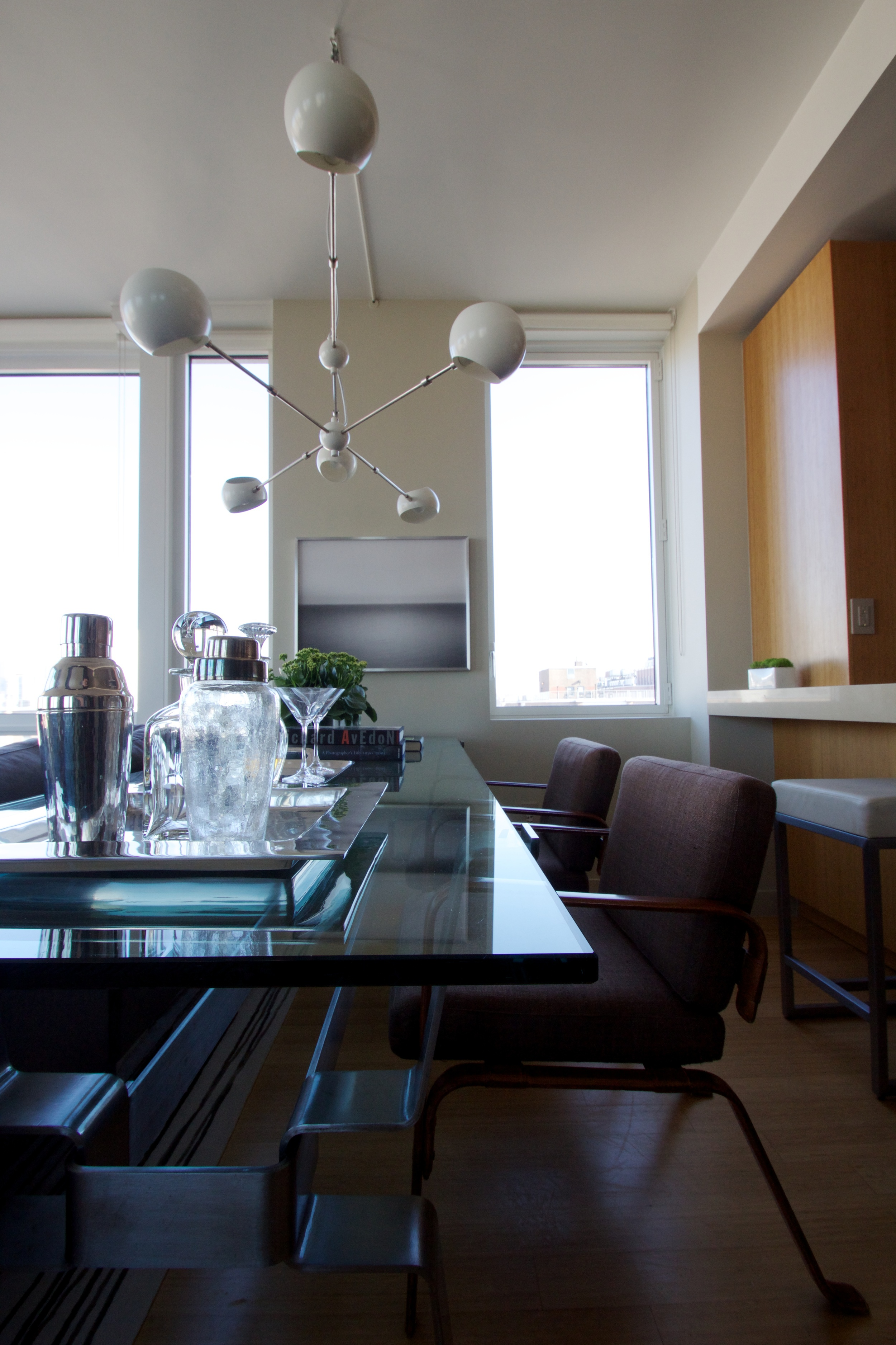 Meatpacking Residence - Dining Area - New York City