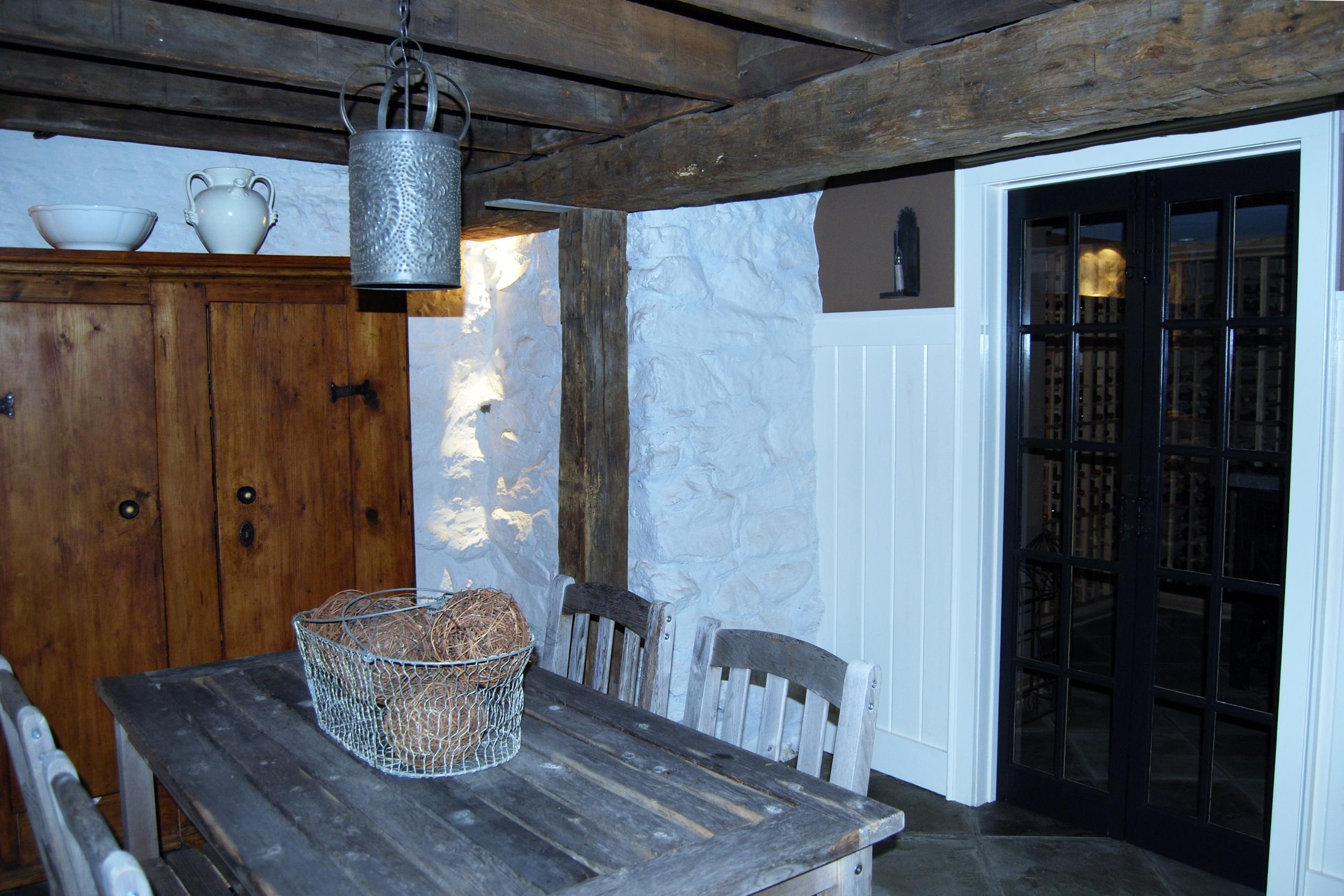 HUDSON VALLEY FARMHOUSE - Cold Spring, NY - Tasting Room