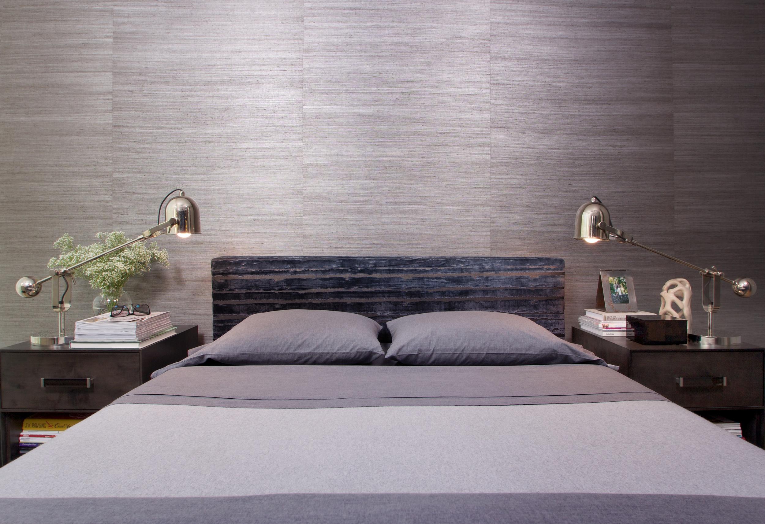 Highline Residence - Master Bedroom Detail