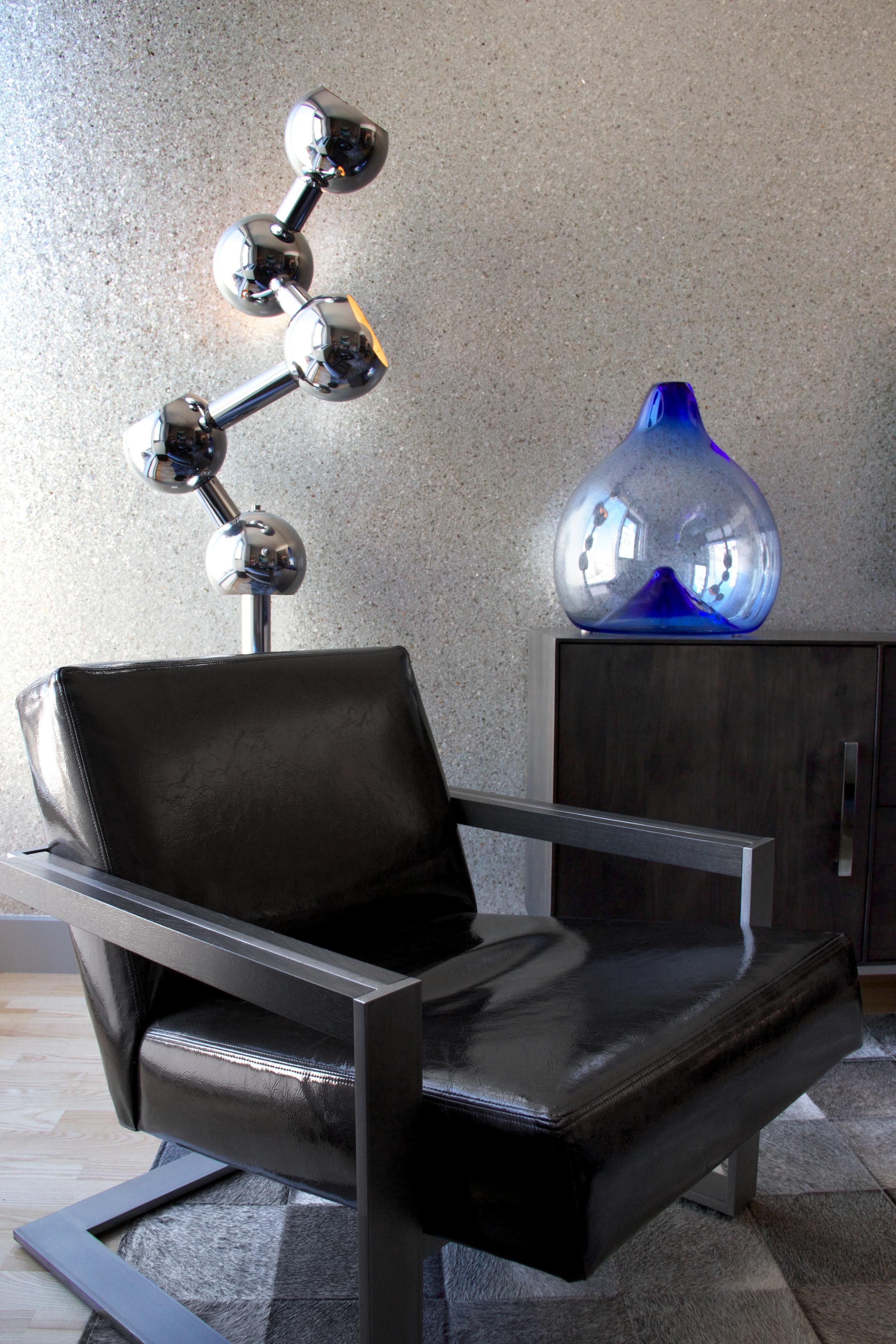 Highline Residence - Living Room Detail