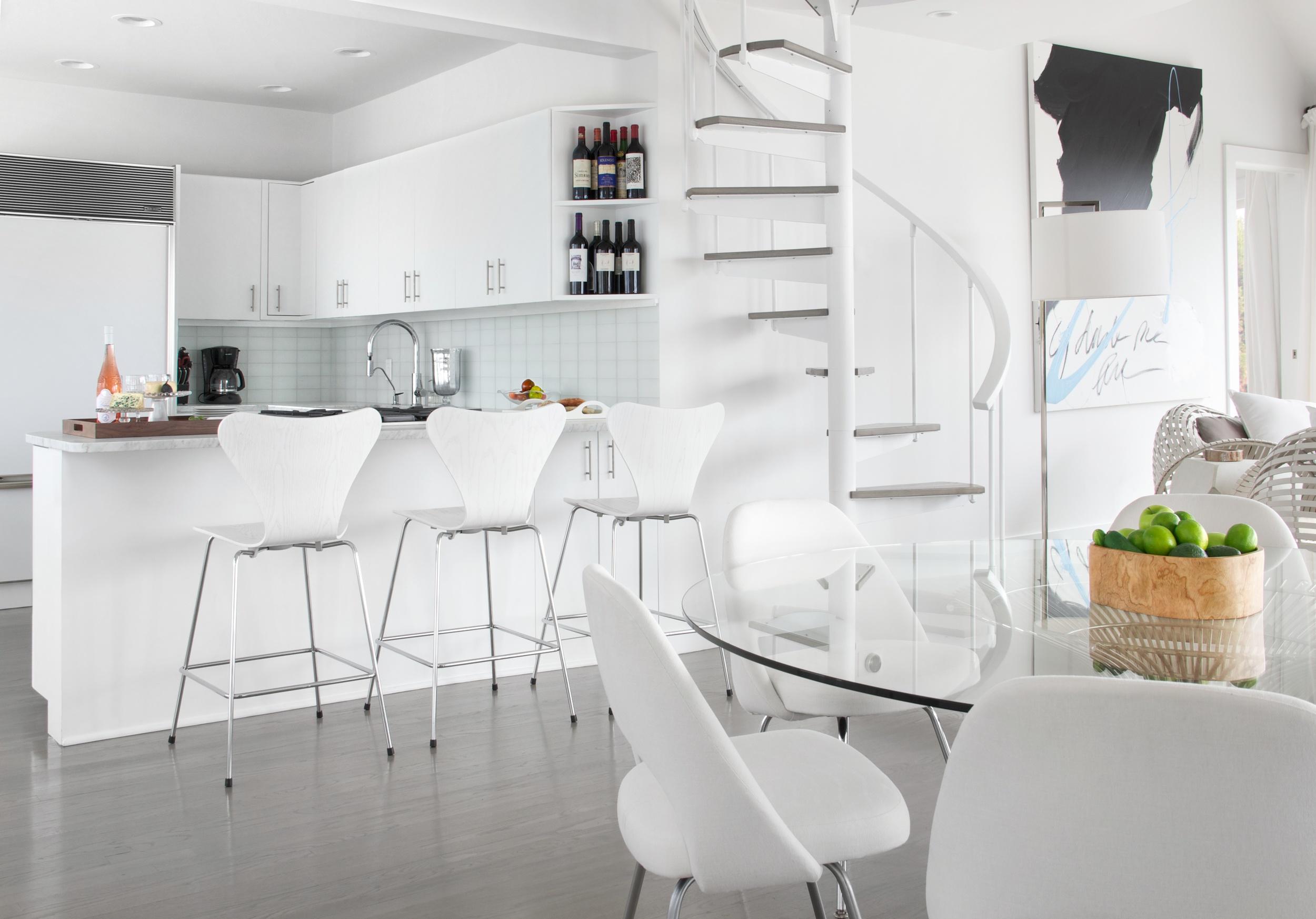 Schoeller + Darling Design - Amagansett Beach House - Kitchen