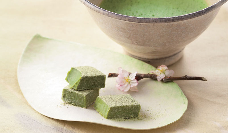 "NAMA CHOCOLATE ""MACCHA"" - ROYCE' CHOCOLATES"