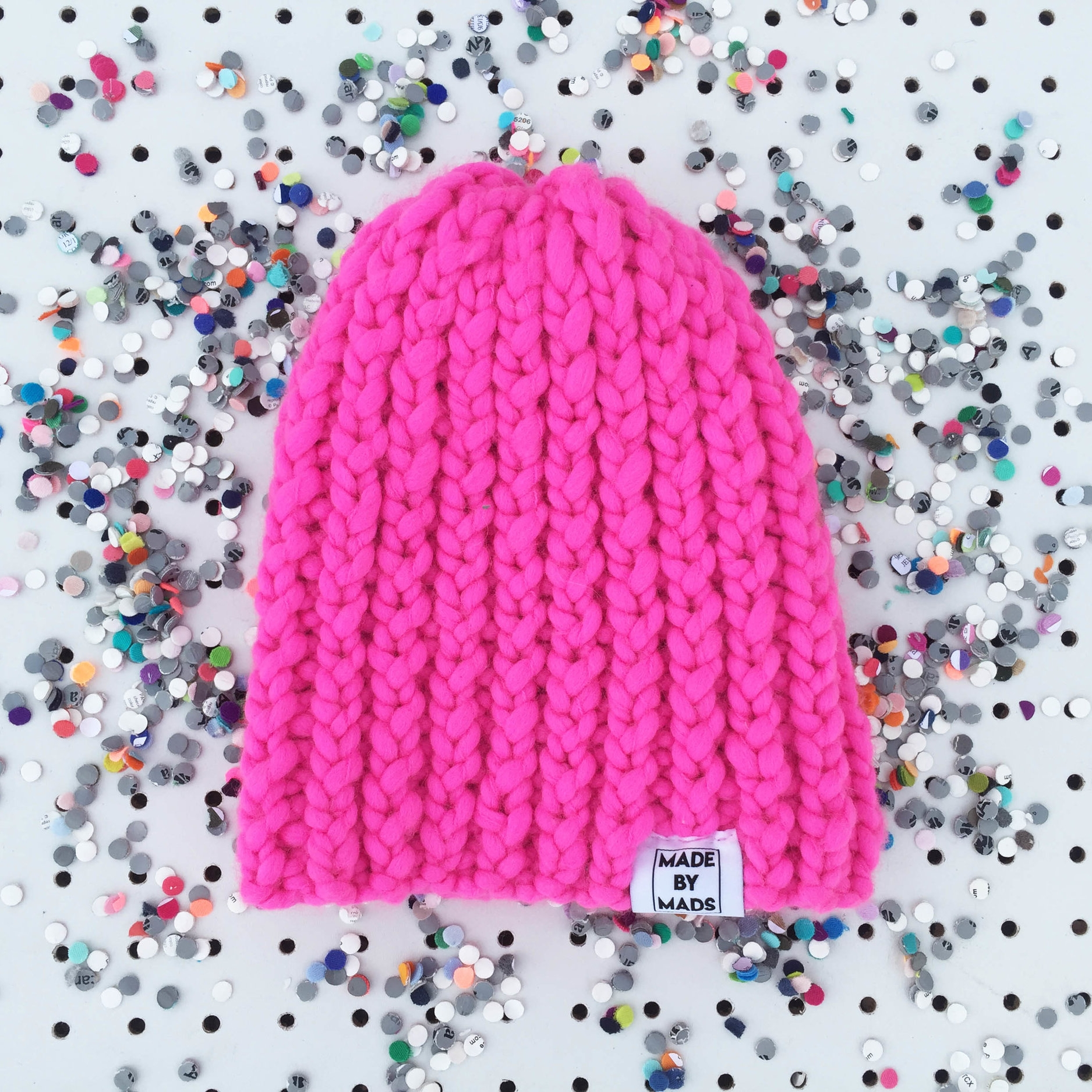 Hat: Hot Pink - SOLD