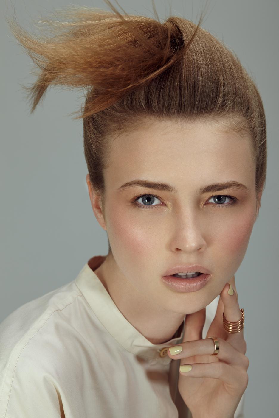 NELLI VIRCHENKO / BEAUTY RETOUCHING / PHOTO JESSICA BLOOM
