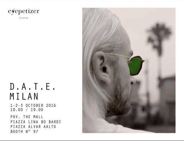 D.A.T.E fair in Milan, Italy Oct 2016