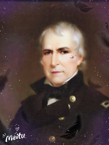 Zachary Taylor, 12th President