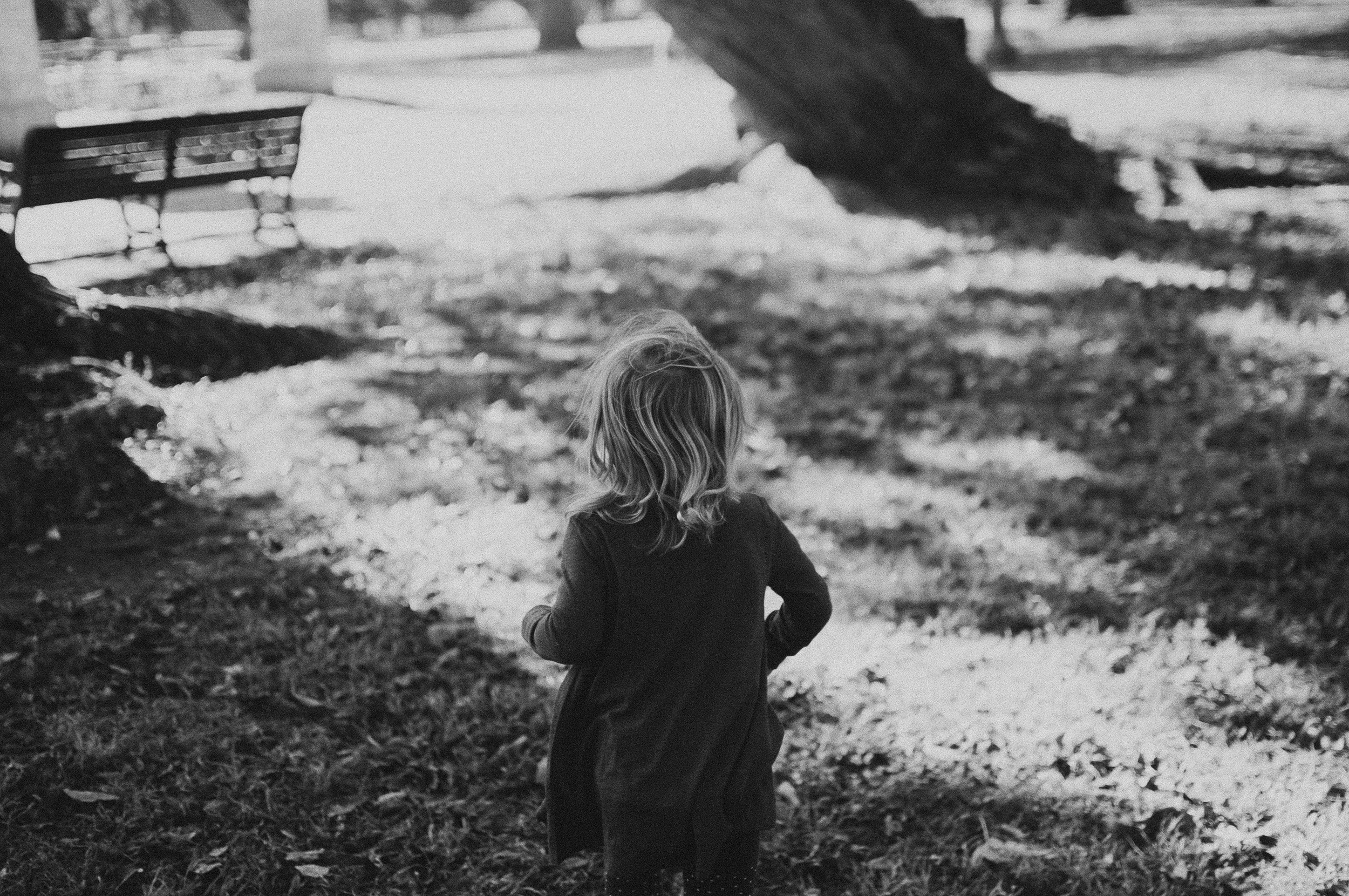hide and seek // c. andrews photography // st. louis childrens photographer