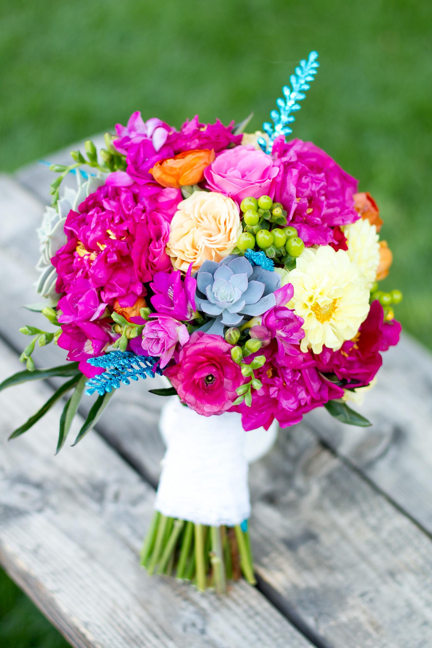 Grand Junction Wedding Flowers 3 Leaf Floral Design