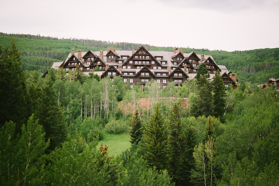 Ritz-Carlton Bachelor Gulch Colorado