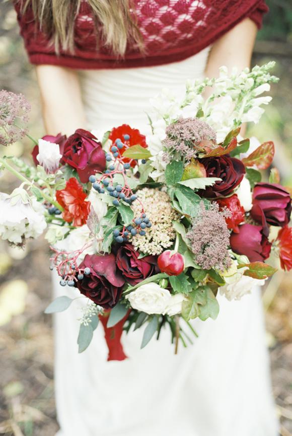 Telluride Florist 3 Leaf Floral | K Robinson photography