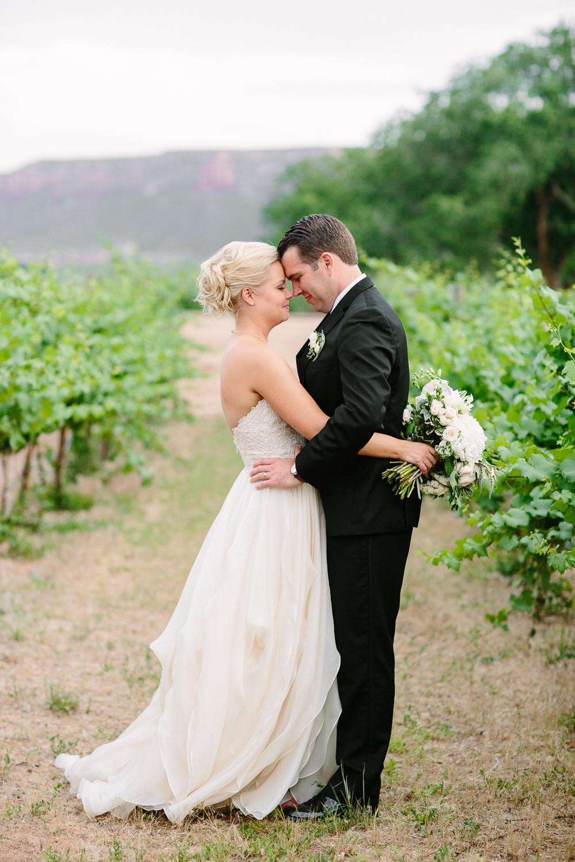 Colorado Vineyard Wedding 3 Leaf Floral