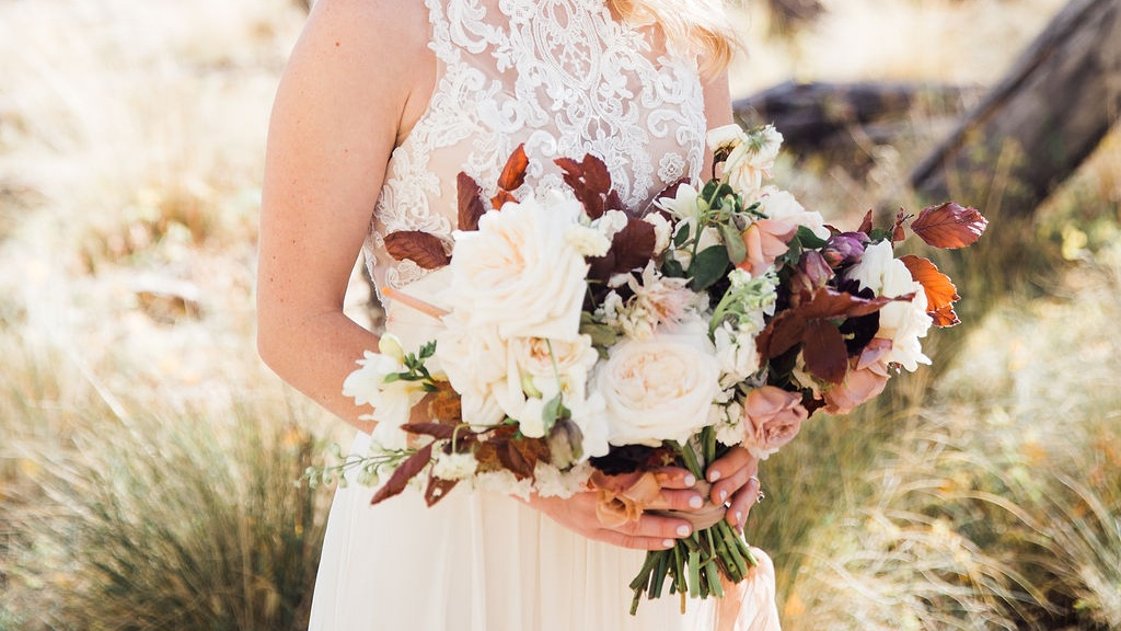 Telluride Wedding Bouquet