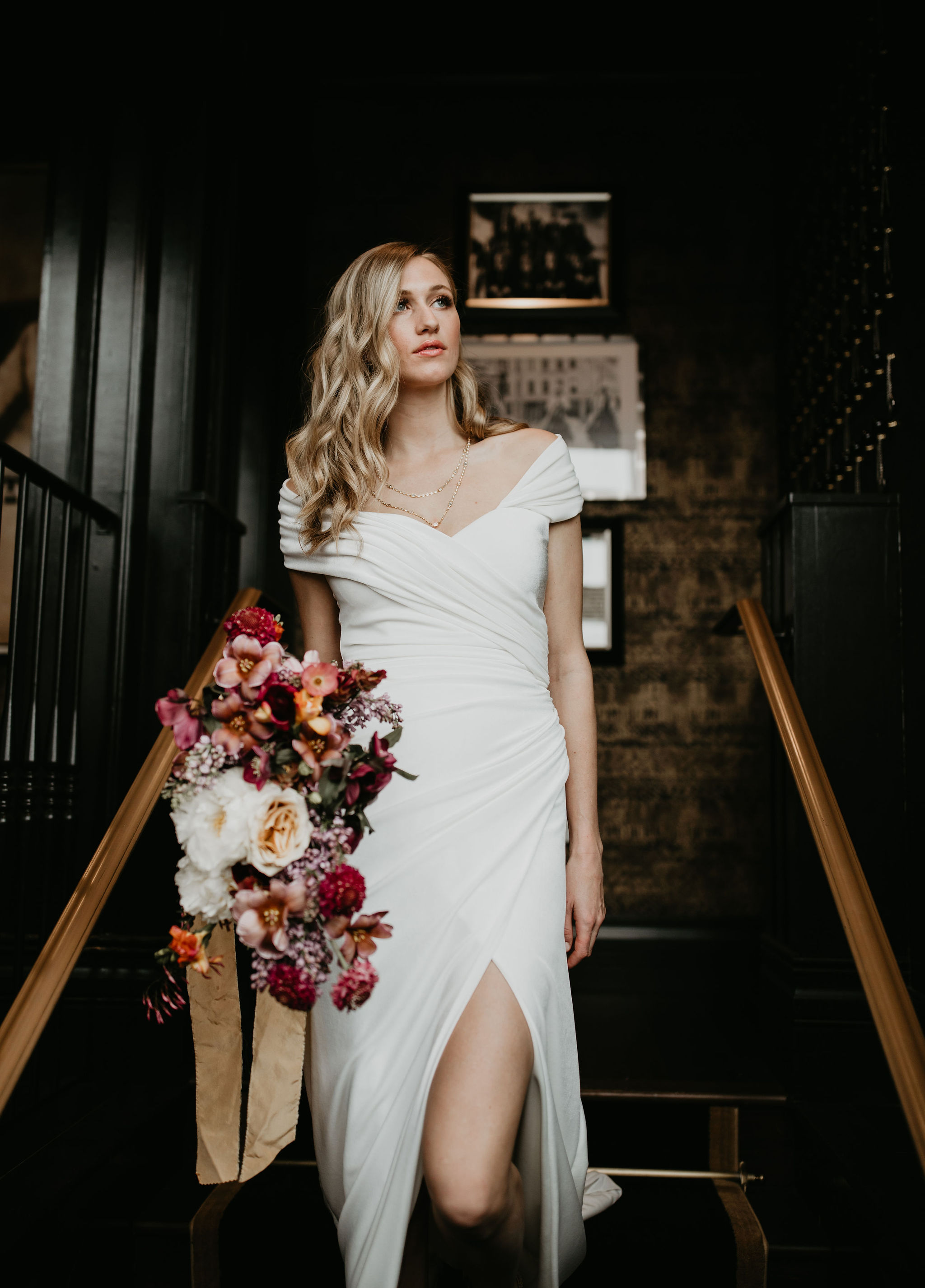Hotel Jerome Wedding