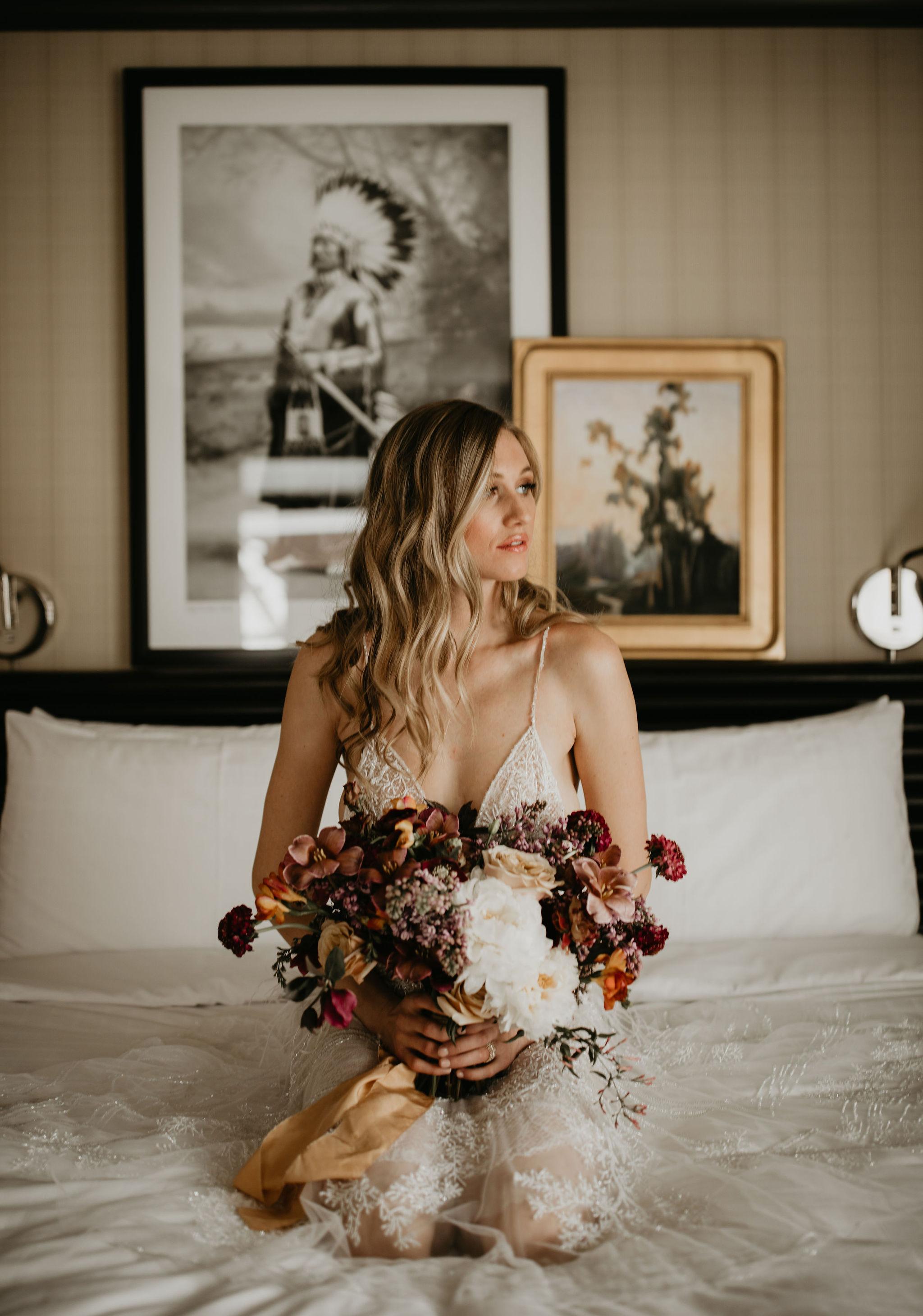 Hotel Jerome Wedding Flowers