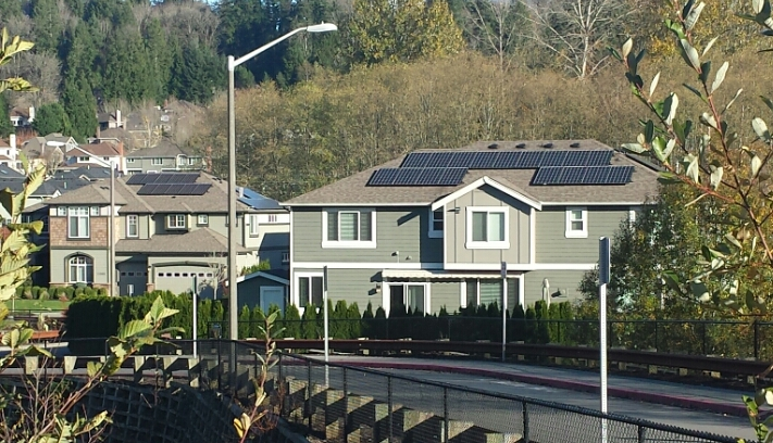 Two Installations in Bothell                                            Both 9.8 kW Itek Systems