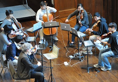 Borromeo String Quartet & Young Chamber Musicians