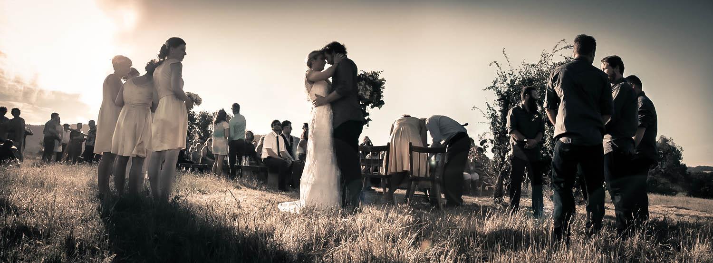 Wedding of Izzy & Josh