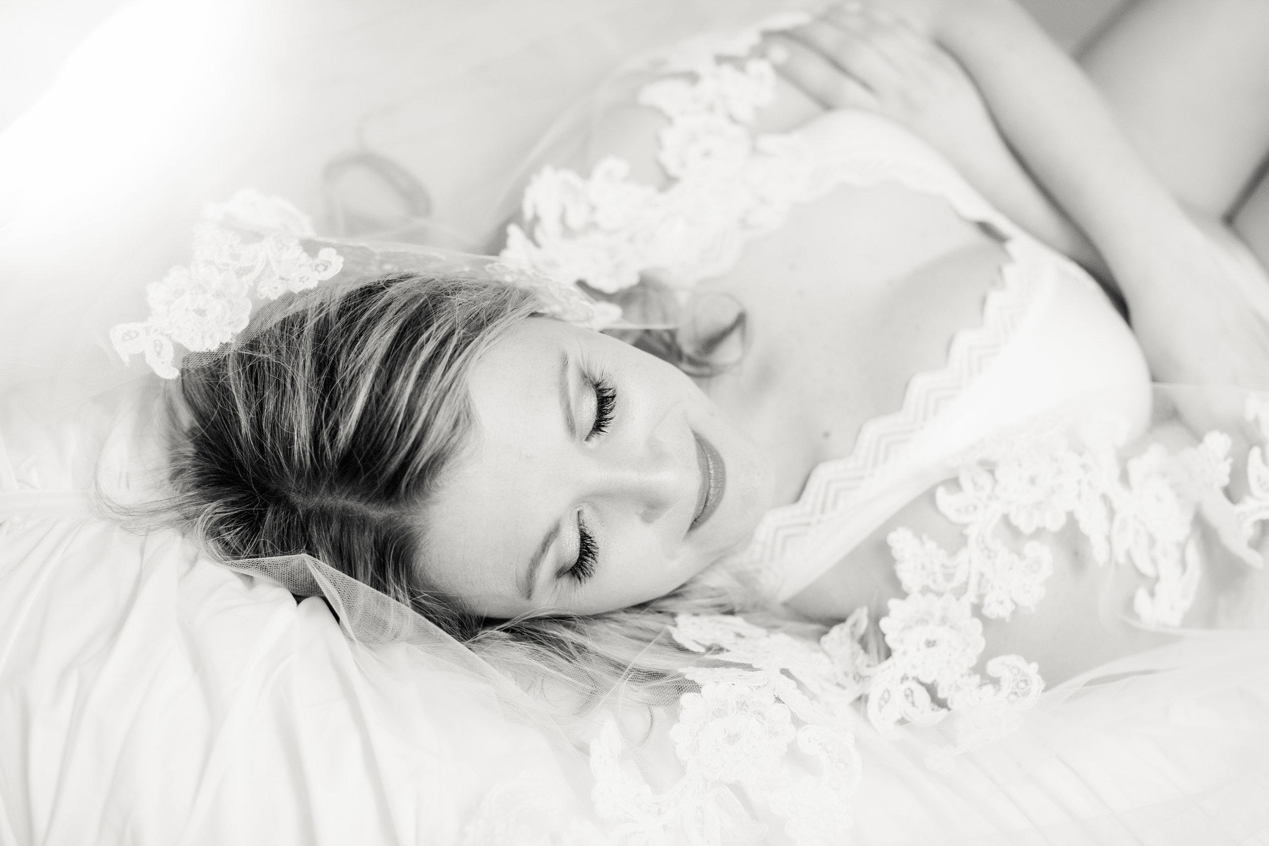 VEIL: LOVELY BRIDE | BRA & PANTY: AERIE